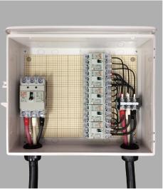 集電箱十SPI トランス(5回路分岐対応モデル)